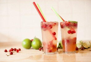 Fizzy Jalapeno Cherry Limeades  Photo