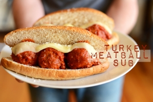 Turkey Meatball Sub Photo
