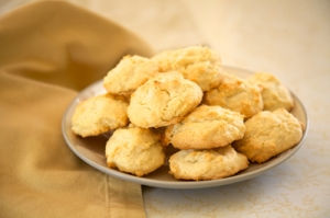 Vanilla Almond Cookies Photo
