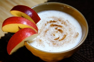 Apple Cinnamon Fruit Dip  Photo