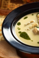 Artichoke Soup Photo