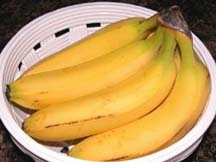 Baked Bananas Photo