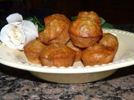 Banana-Orange Muffins Photo