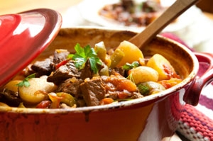 Provencal Beef Stew Photo