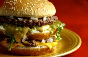 McDonald's Big Mac Photo