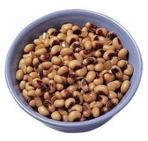 Quick and Healthy Black Eyed Peas Photo