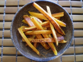 Butternut Squash Fries Photo