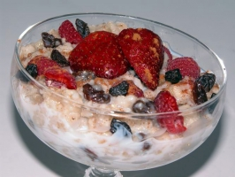 Calcium Muesli Photo