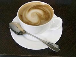 Cappuccino Coffee Mix Photo