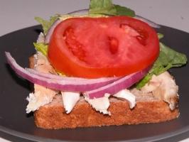 Chicken Sandwich Photo