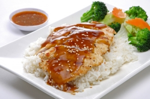Teriyaki Chicken Photo