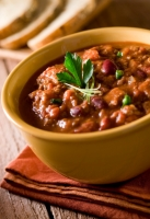 Country Style Chili Photo