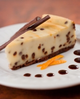 Chocolate Chip Cheesecake Photo