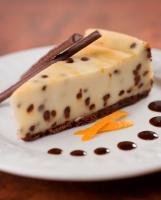 Chocolate Chip Cheesecake Photo