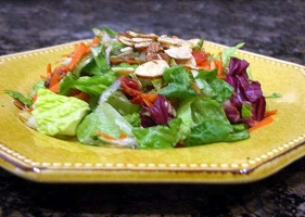 Chopped Spring Salad Photo