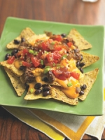 Chorizo Nachos Photo