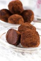 Cocoa Balls Photo