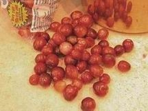 Cranberry Apple Sauce Low-Sugar Photo