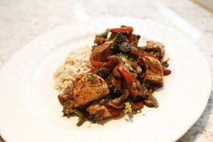 Biggest Loser Chicken Cacciatore Photo