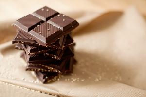 Dark Chocolate Quinoa Bars Photo