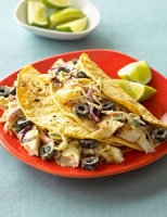 Easy Grilled Fish Tacos Photo