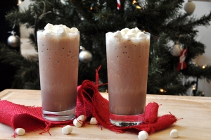 Frozen Hot Chocolate Photo