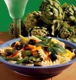 Fusilli Salad Photo
