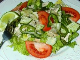 Garden Rice Salad Photo
