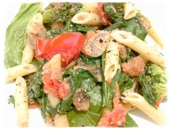 Greek Pasta Salad Photo