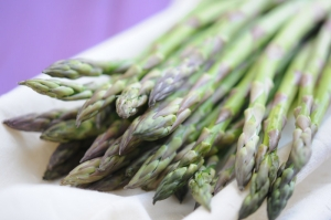 Grilled Asparagus Photo