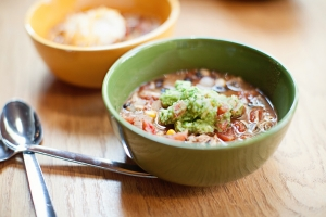 Chicken Taco Soup Photo