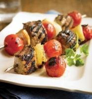 Lamb Kebabs Photo