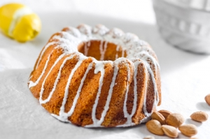 Lemon Almond Cake Photo