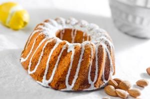 Lemon Almond Cake Photo