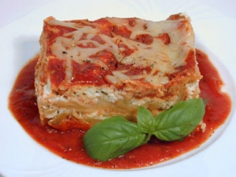 Light Lasagna Photo