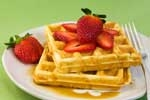 Low Carb Waffles Photo