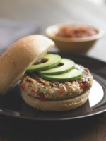 Mexican Turkey Burgers Photo