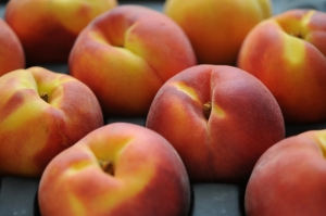 Orange-Baked Peaches Photo