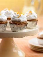 Outrageous Orange Cupcakes Photo