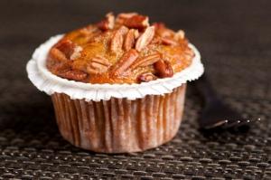 Cinnamon Pecan Muffins Photo