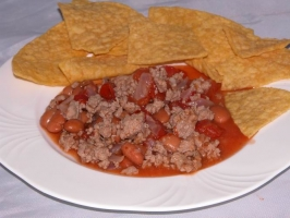 Pinto Bean Chili Photo