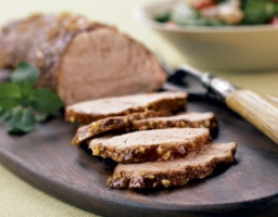 Pork Tenderloin Diane Photo