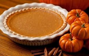 Pumpkin Pie Diabetic Photo