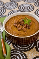 Sweet Pumpkin Polenta Photo