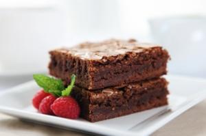 Chocolate Rasberry Brownies Photo