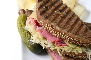 Jillian's Reuben Photo