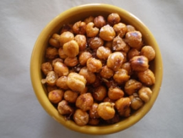 Crunchy Roasted Chickpeas Photo