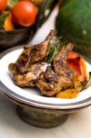 Grilled Rosemary Chicken Photo