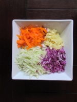 Avocado Serrano Coleslaw Photo
