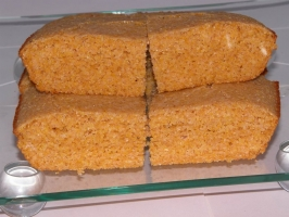 Soul Healthy Cornbread Photo